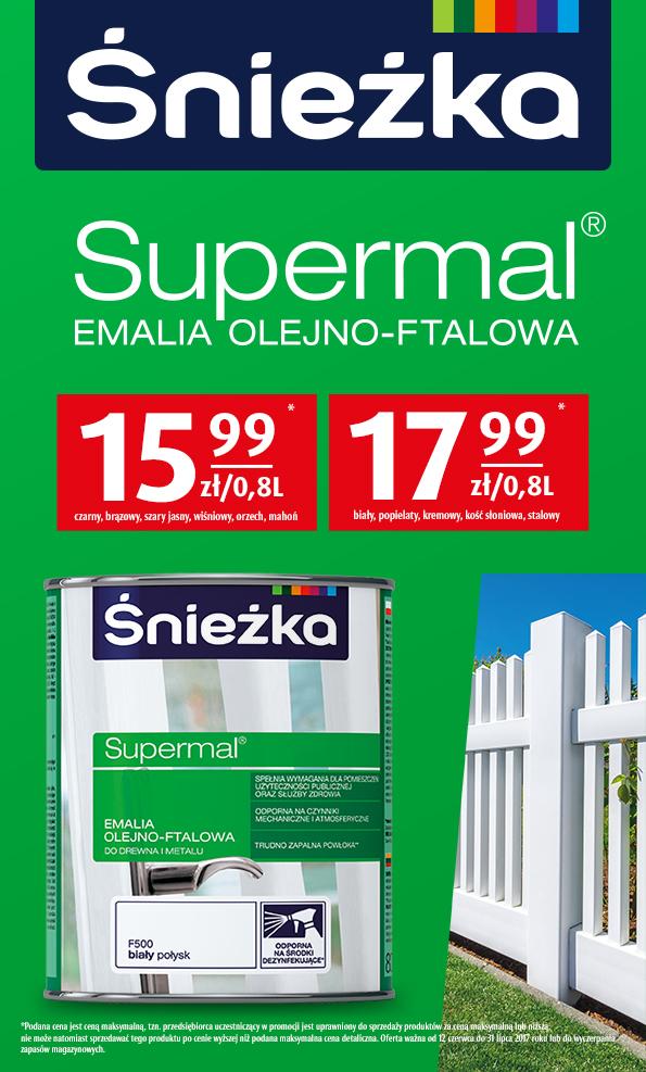 promocja supermal